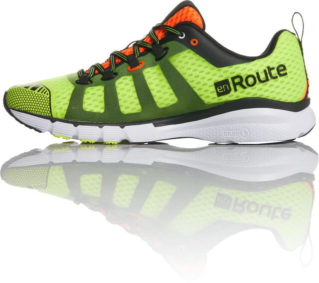 new concept 23915 e2c6a Salming Homme Chaussures Enroute Running Boutique Jaunenoir FAURFrqxw